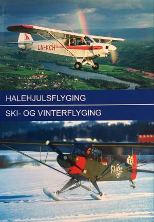 Halehjulsflyging ; Ski- og vinterflyging
