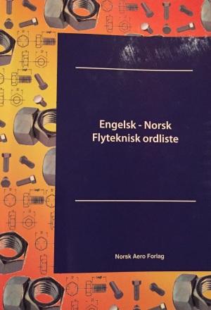 Engelsk-norsk flyteknisk ordliste