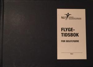 Flygetidsbok for seilflygere