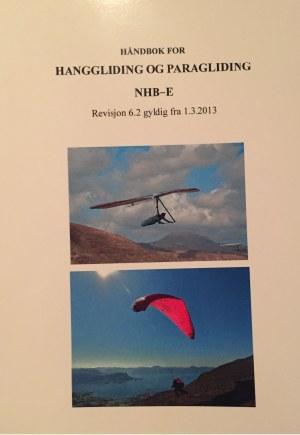 Håndbok for hanggliding og paragliding