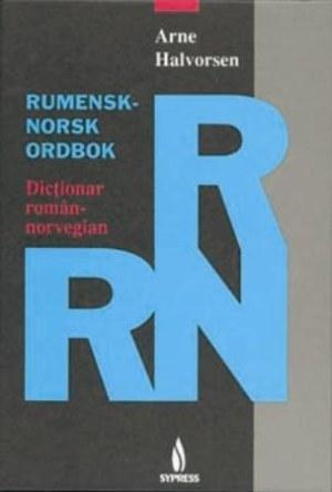 Rumensk-norsk ordbok = Dictionar român-norvegian