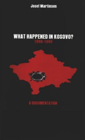 What happened in Kosovo?