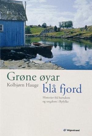 Grøne øyar, blå fjord