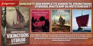 Den komplette guiden til vikingtidens utbrudd