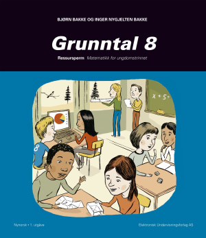 Grunntal 8
