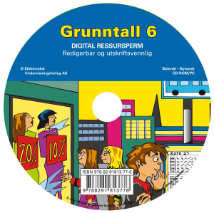 Grunntall 6