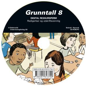 Grunntall 8
