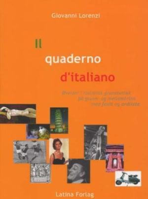 Il quaderno d'italiano