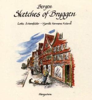 Sketches of Bryggen
