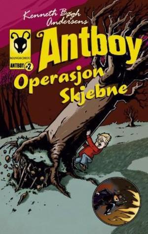 Kenneth Bøgh Andersens Antboy