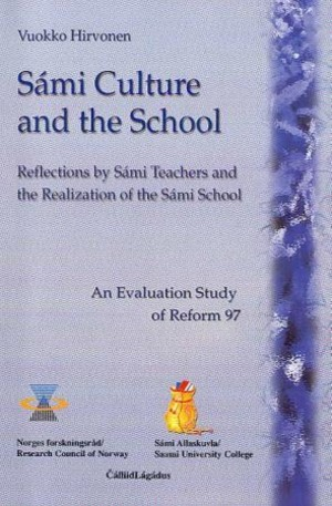 Sámi culture and the school