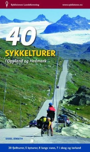 40 sykkelturer