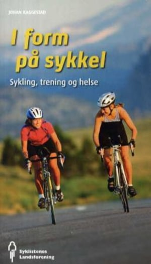 I form på sykkel