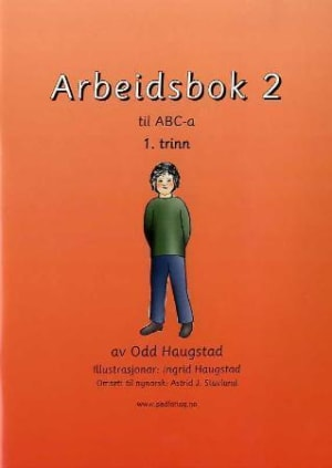 Arbeidsbok 2 til ABC-a