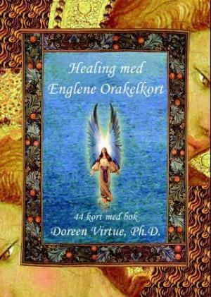 Healing med englene. Orakelkort. 44 kort. 1 veiledningshefte