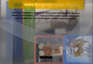 Learning English with Teddy