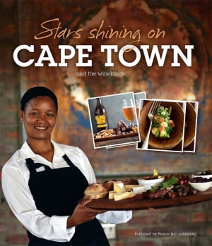 Stars shining on Cape Town and the winelands