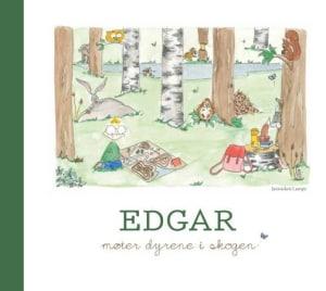 Edgar møter dyrene i skogen