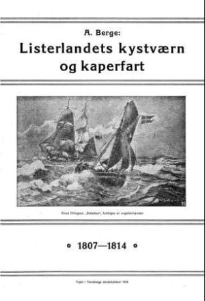 Listerlandets kystværn og kaperfart