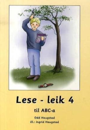 Lese-leik 4 til ABC-a