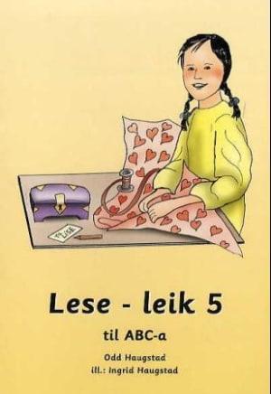 Lese-leik 5 til ABC-a