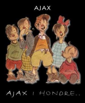 Ajax i hondre