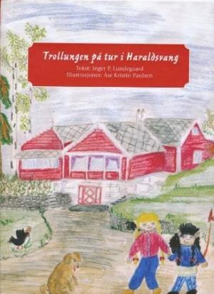 Trollungen på tur i Haraldsvang
