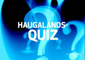 Haugalands-Quiz
