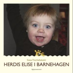 Herdis Elise i barnehagen