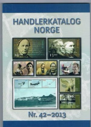 Handlerkatalog Norge. Nr. 42 2013