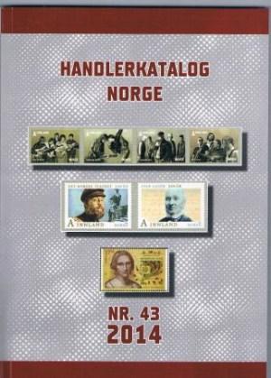 Handlerkatalog Norge. Nr. 43 2014