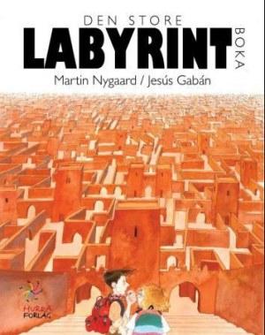 Den store labyrintboka