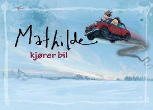 Mathilde kjører bil
