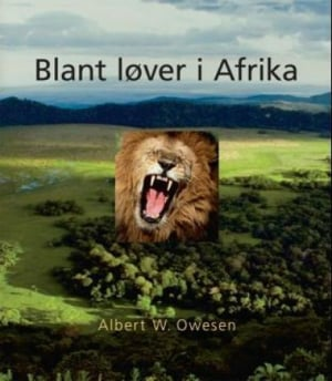 Blant løver i Afrika