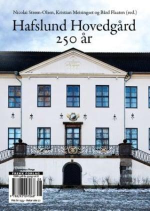 Hafslund hovedgård 250 år