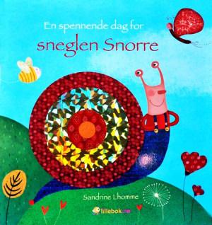 En spennende dag for sneglen Snorre