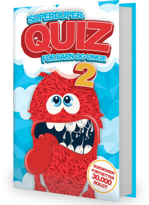 Superduperquiz for barn og unge 2