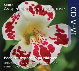 Peos tre dypere Yoga Nidra avspenninger