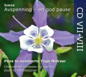 Peos to avanserte Yoga Nidra avspenninger