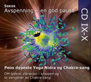 Peos dypeste yoga nidra avspenning og Chakra-sang