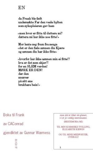 Boka til Frank