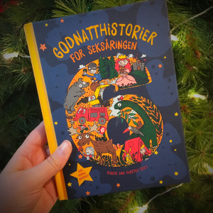 Godnatthistorier for seksåringen