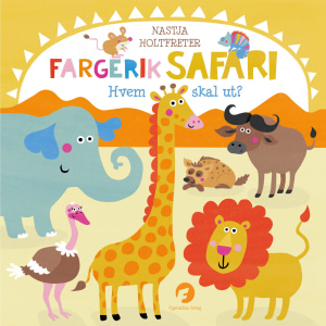 Fargerik safari