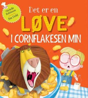 Det er en løve i cornflakesen min