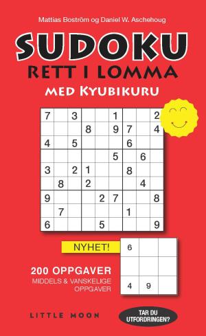 Sudoku rett i lomma med kyubikuro