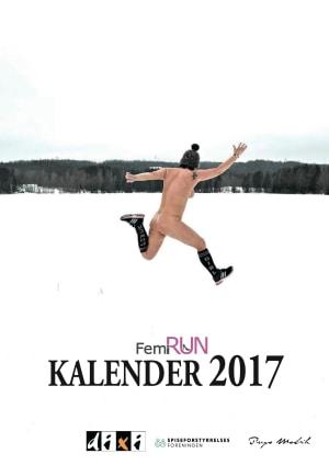 Femirun. Kalender 2017