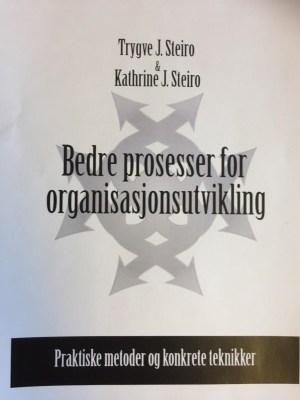 Bedre prosesser for organisasjonsutvikling