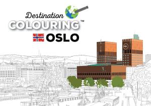 Destination Colouring Oslo