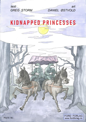 Kidnapped princesses