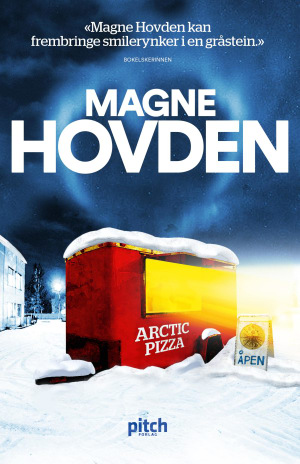 Arctic pizza